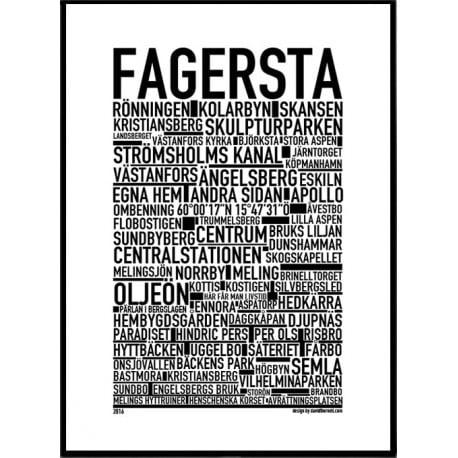 Fagersta Poster