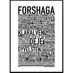 Forshaga Poster
