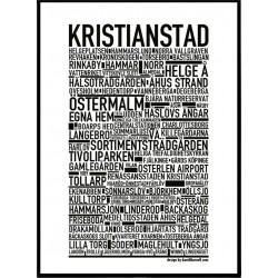Kristianstad Poster