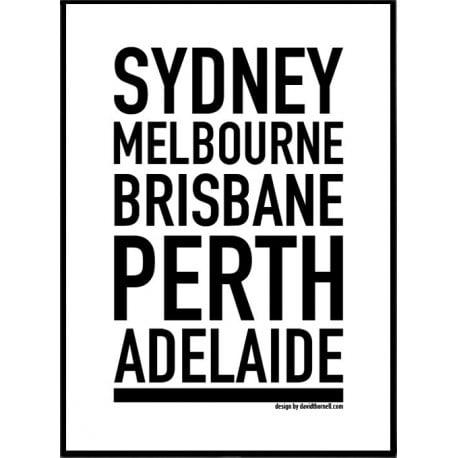 Australia Five