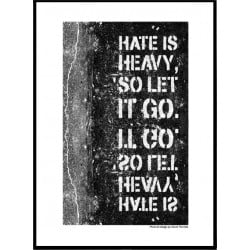 Hate Poster