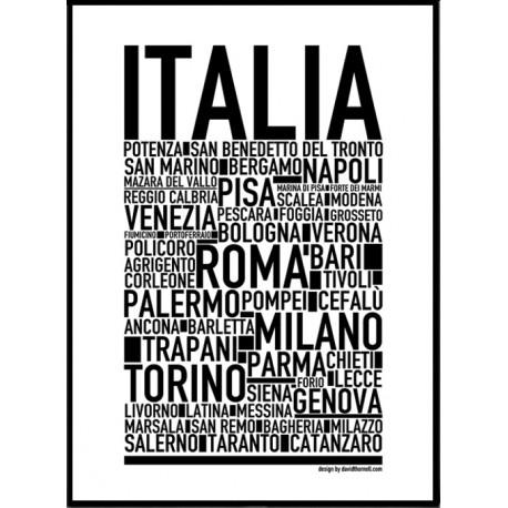 Italien Poster
