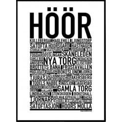 Höör Poster