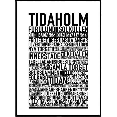 Tidaholm Poster