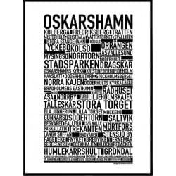 Oskarshamn Poster