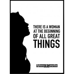 Woman Posters