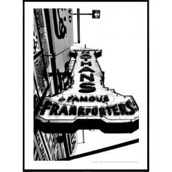 Frankfurters Poster