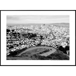 Twin Peaks SF Poster