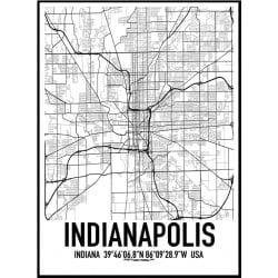 Indianapolis Karta