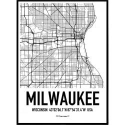 Milwaukee Karta