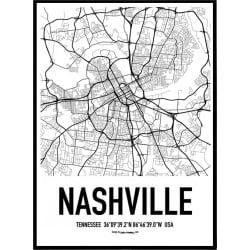 Nashville Karta