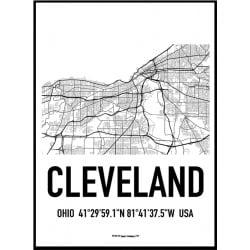 Cleveland Karta