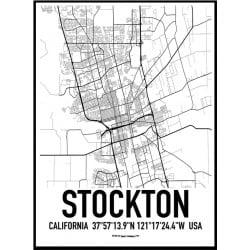 Stockton Karta