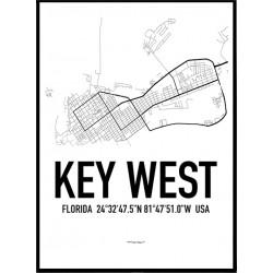 Key West Karta