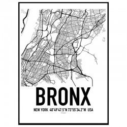 Bronx Karta