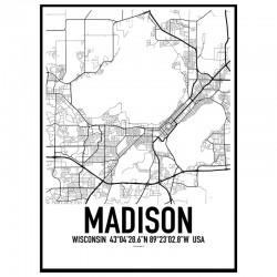 Madison Karta