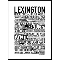 Lexington Poster